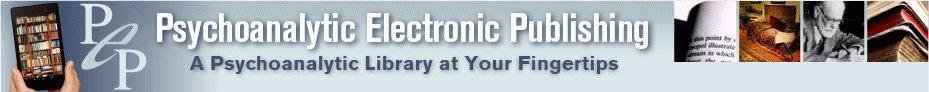 Psychoanalytic Electronic Publishing
